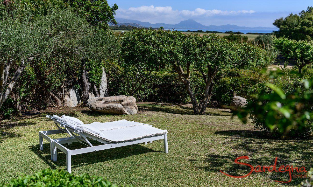 Hausdarstellung Casa 1 Sant Elmo Südsardinien