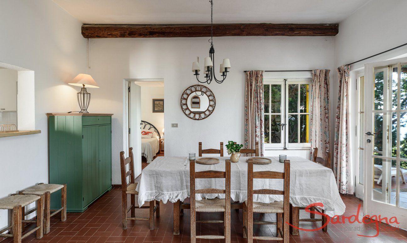 Villa Bau Cannas Torresalinas Sardinien