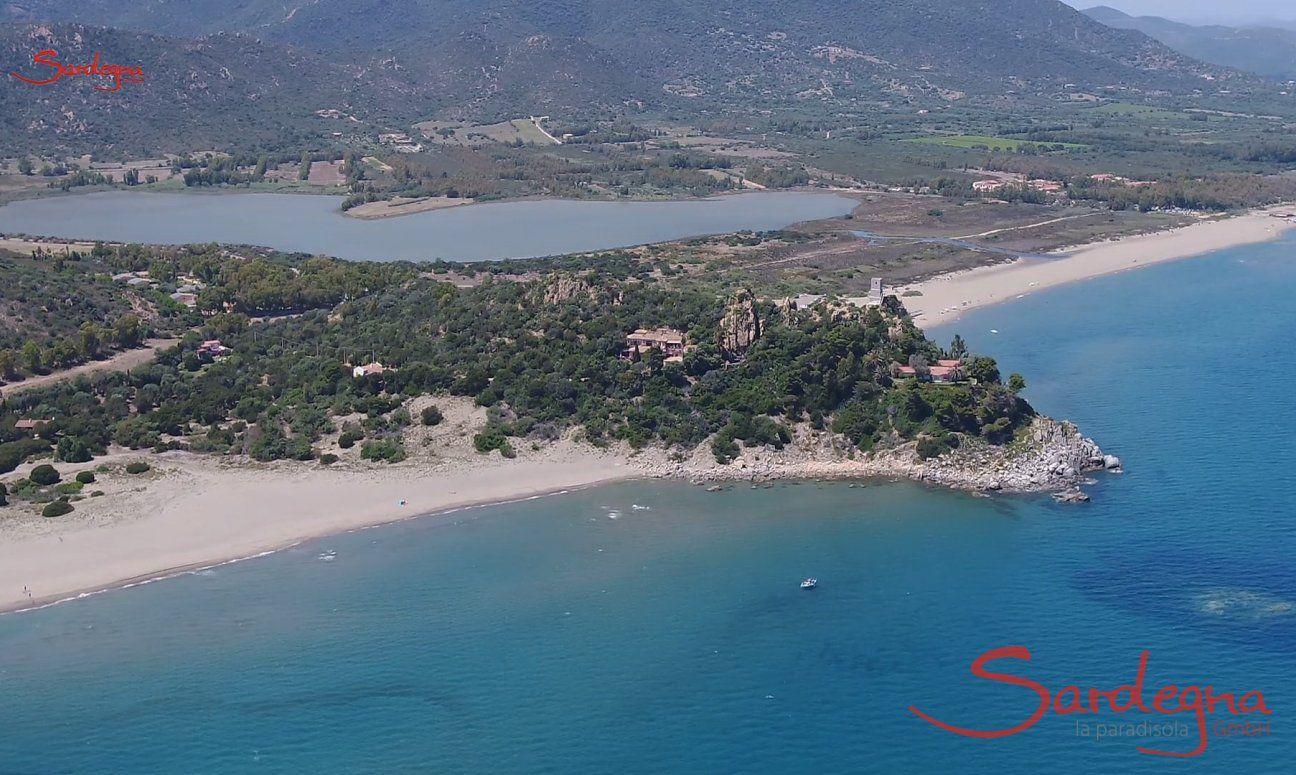 Strand von Torre Salinas