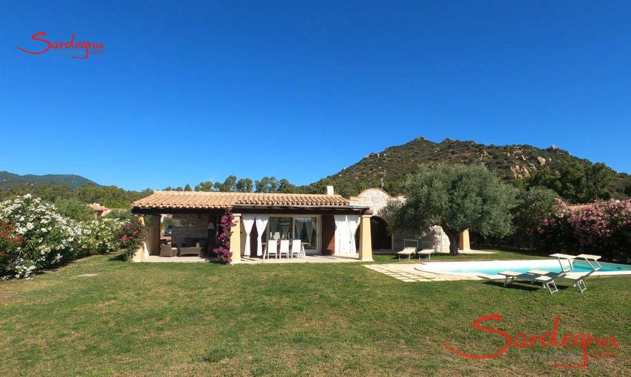 Villa Campidano 21 bei Cala Sinzias
