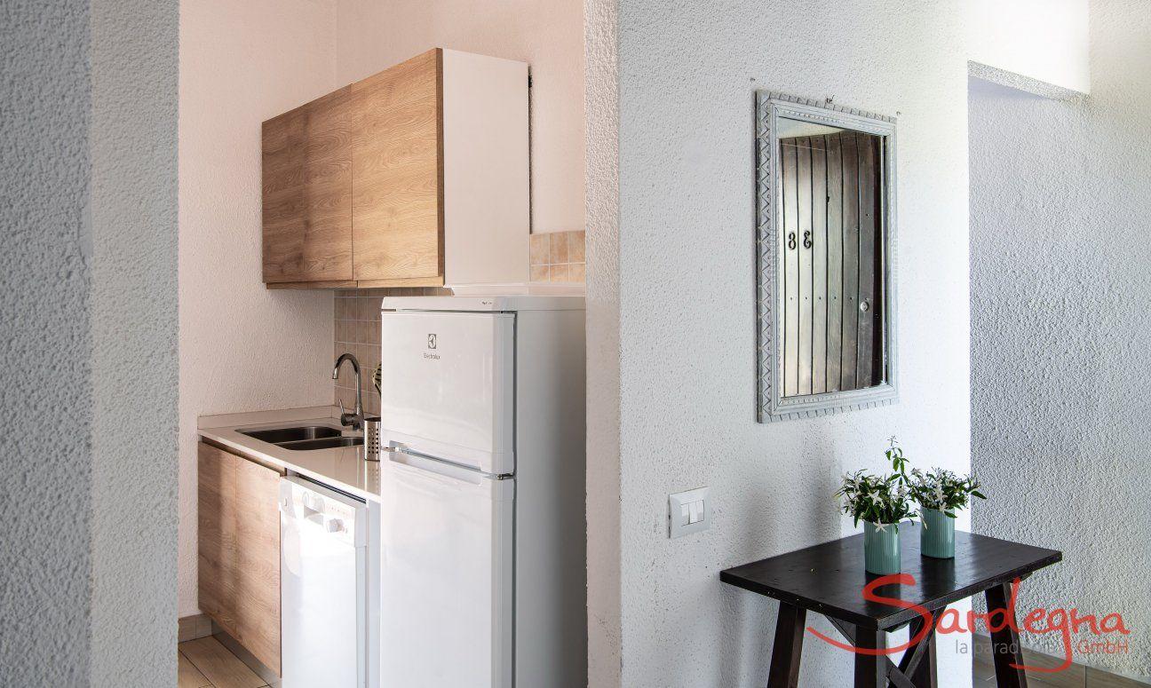 Küche Villetta Fabio Costa Rei