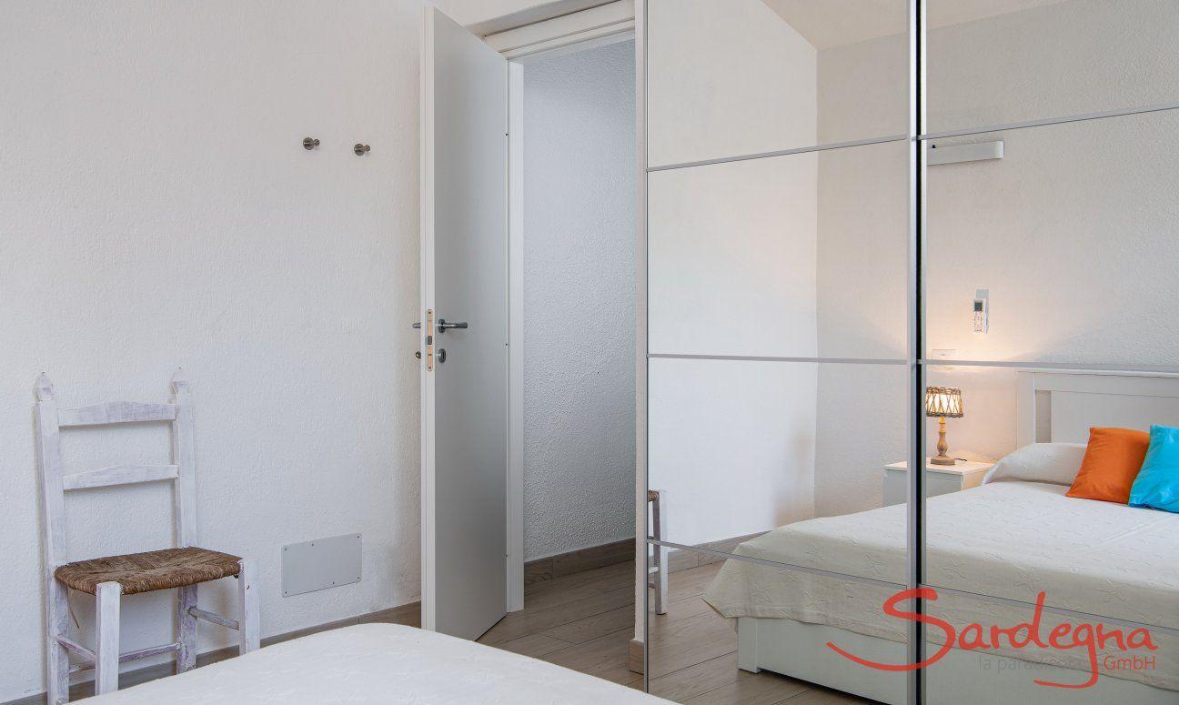Schlafzimmer Villetta Fabio Costa Rei