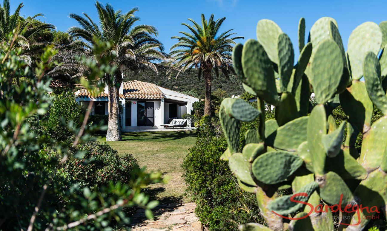 Hauseinblick Villetta 3 Costa Rei