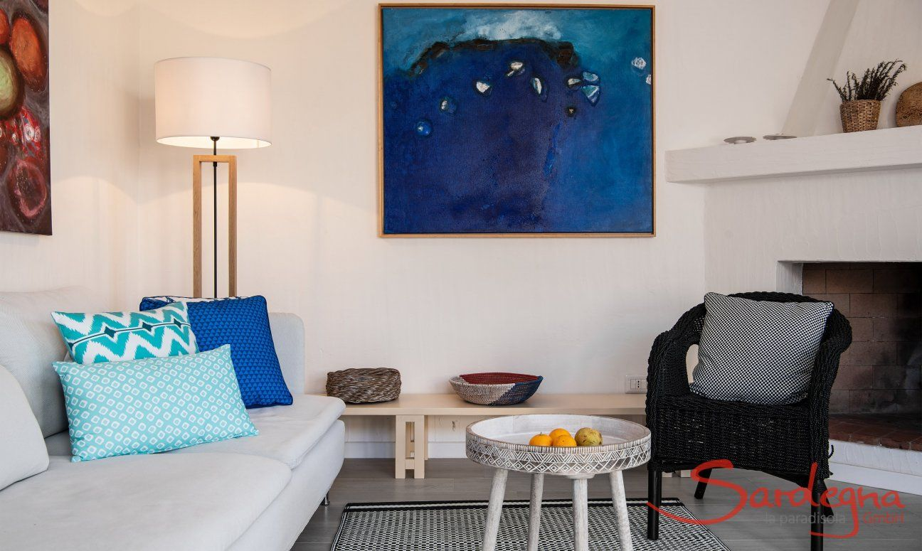 Wohnraum Casa 1 Sant'Elmo