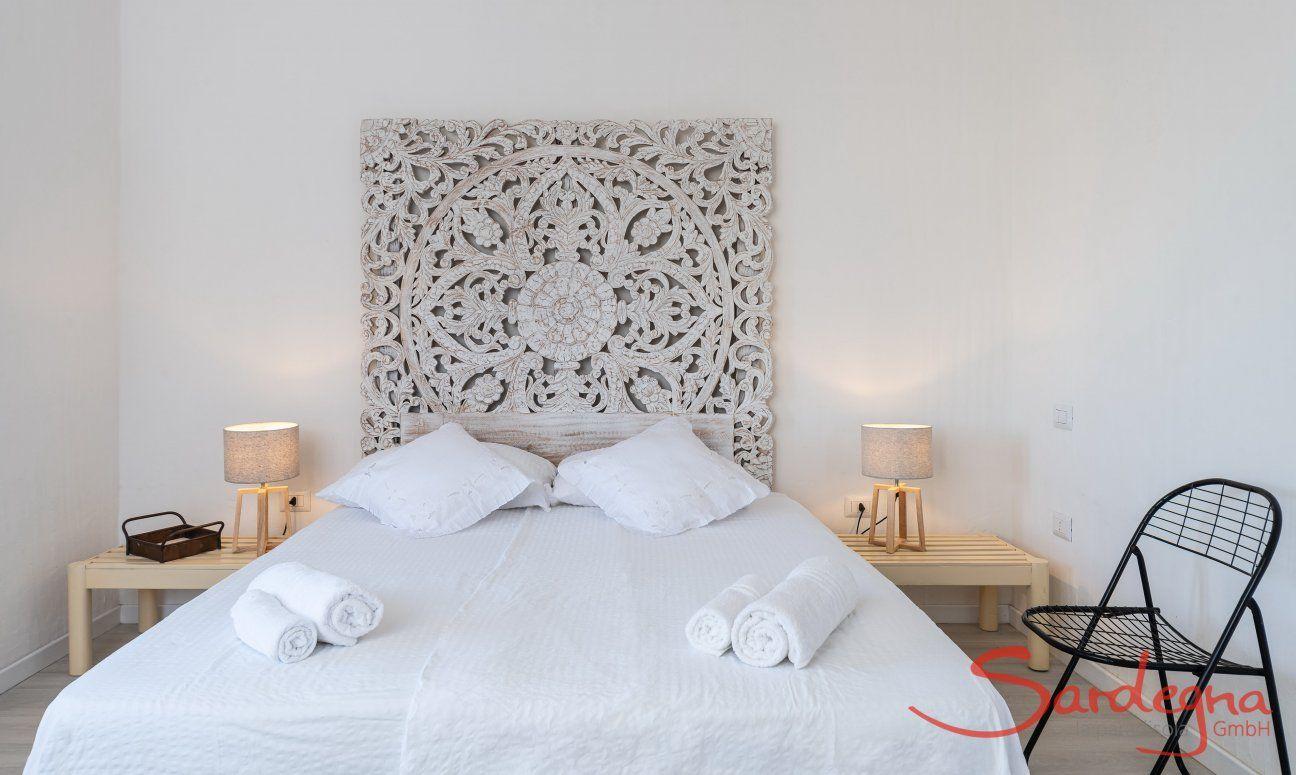 Schlafzimmer Casa 1 Sant'Elmo