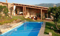 Villa Su Tauloni mit großem Privatpool