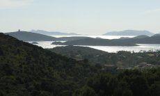 Landschaft bei Pula