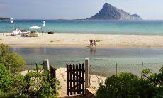 Lagune + Meer