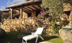 Gartenterrasse mit Garten zum Relaxen