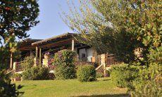Großer Garten von Casa Graziella