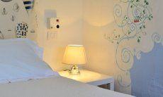 Schlafzimmer mit Doppelbett  Casa 20, Sant Elmo