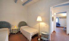 Schlafzimmer 2 mit zwei Einzelbetten  Casa 20, Sant Elmo