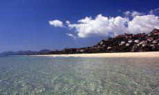 Costa Rei, Blick auf die Nidi