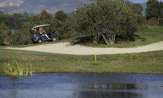 Golfplatz Is Molas mit 27 Löchern bei Pula