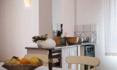 Vollausgestattete, offene Küche