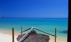 Strand von Cala Sinzias