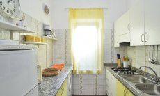 Vollausgestattete Küche mit Gartenzugang  Villa Serena, Costa Rei