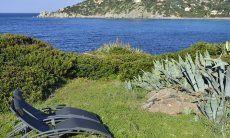 Garten zum Entspannen mit direktem Meerblick