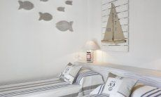 Schlafzimmer Villa Campidano 20