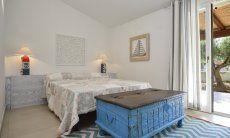 Schlafzimmer von  Villa Campidano 20