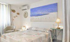 Schlafzimmer 3 UG mit Doppelbett