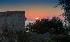Sonnenaufgang, Sant Elmo