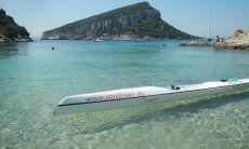 Strand bei Golfo Aranci