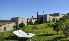 Blick vom Ferienhaus Li Conchi 9, Cala Sinzias