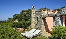 Villa Domus 9d mit Garten