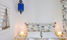 Schlazimmer 1 mit Doppelbett