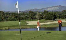 27 Loch Golfplatz Is Molas bei Pula