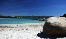 Strand in Villasimiius, Spiaggia del Riso