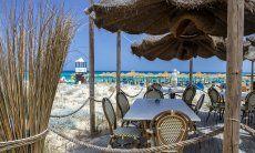Bar und Strandrestaurant Tamatete am Strand Cala Sinzias