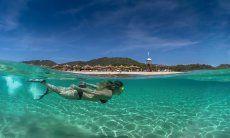 Cala Sinzias Unterwasserfoto Tamatete