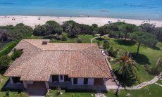 Villa Nautilus in erster Reihe Strandlage