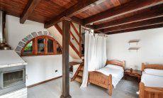 Untergeschoss mit 2 Betten