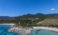 Luftansicht Sant'Elmo - Costa Rei