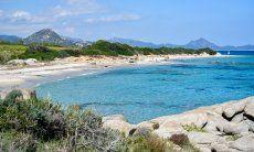 Strand von Sant'Elmo