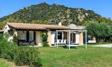Villa Campidano 21 mit Garten und Bergen