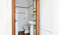 WC mit Waschmaschine Meloni 2 in Sant Elmo