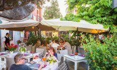 Restaurant Federico's im Zentrum von Pula