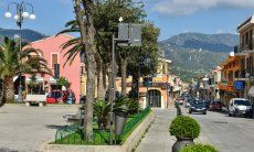 Villasimius Via del Mare, 5 Minuten zu Fuß von Villa Liliana