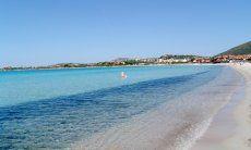 Ausflugsziel, Strand von Olbia, 30 km. entfernt