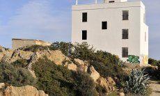 Ausflug von Cala Liberotto zum Leuchtturm von Capo Comino, 14 km