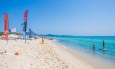 Costa Rei mit Sportmöglichkeiten, 6 km entfernt
