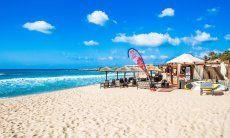Bar am Strand Le Dune di Campana di Chia