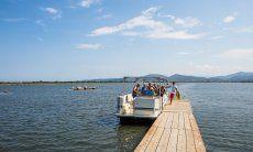 Lagune von San Teodoro