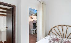 Kleines Doppelzimmer mit privatem Bad und Terrasse Su Faru 3 Pula