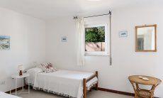 Schlafzimmer mit zwei Einzelbetten Faru 3 Pula