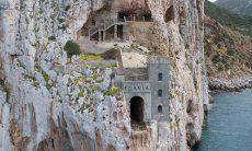 Porto Flavia Masua Westküste Sardinien